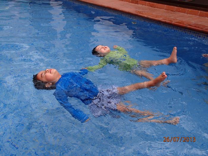 Samuel y Carlos